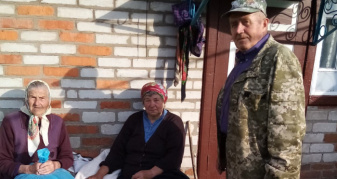 Жителі Старовижівщини отримали гуманітарну допомогу