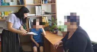 Соціальна робота із сім'єю, де виховується дитина, позбавлена батьківського піклування