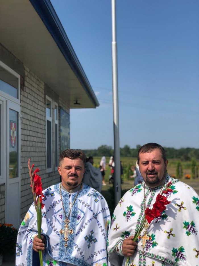 Іван Зеленко та Андрій Сех