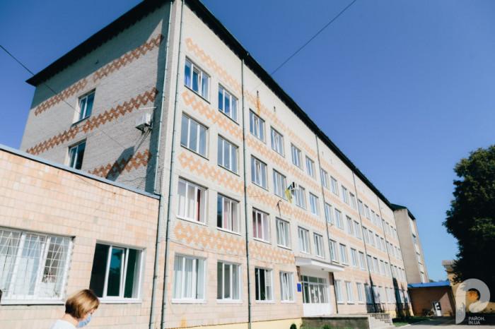 Старовижівська лікарня