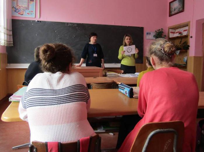 Седлище: школярам розповіли про перспективні професії