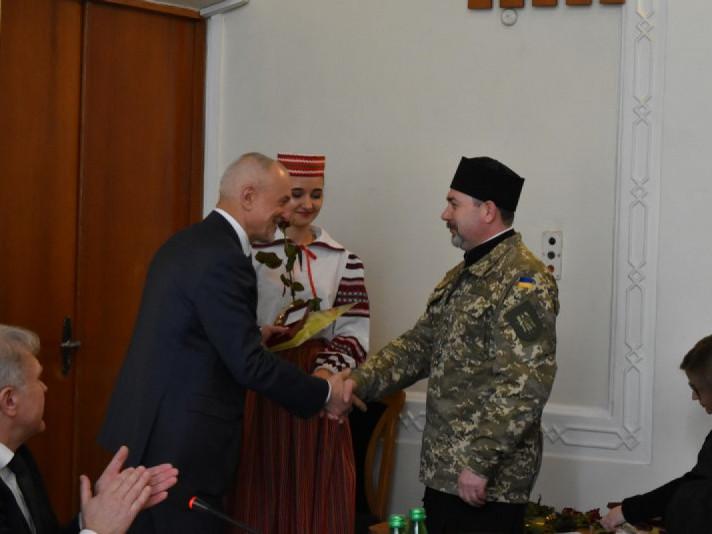 Жителі Ковельщини отримали нагороди від голови Волинської ОДА