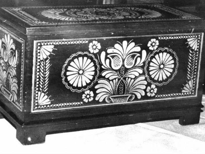 82 роки тому у Смолярах народився відомий різьбяр