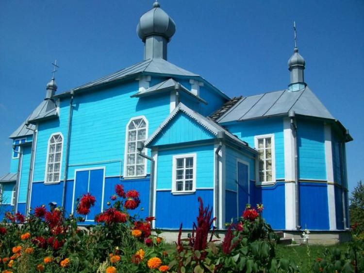 Церква в Мизово