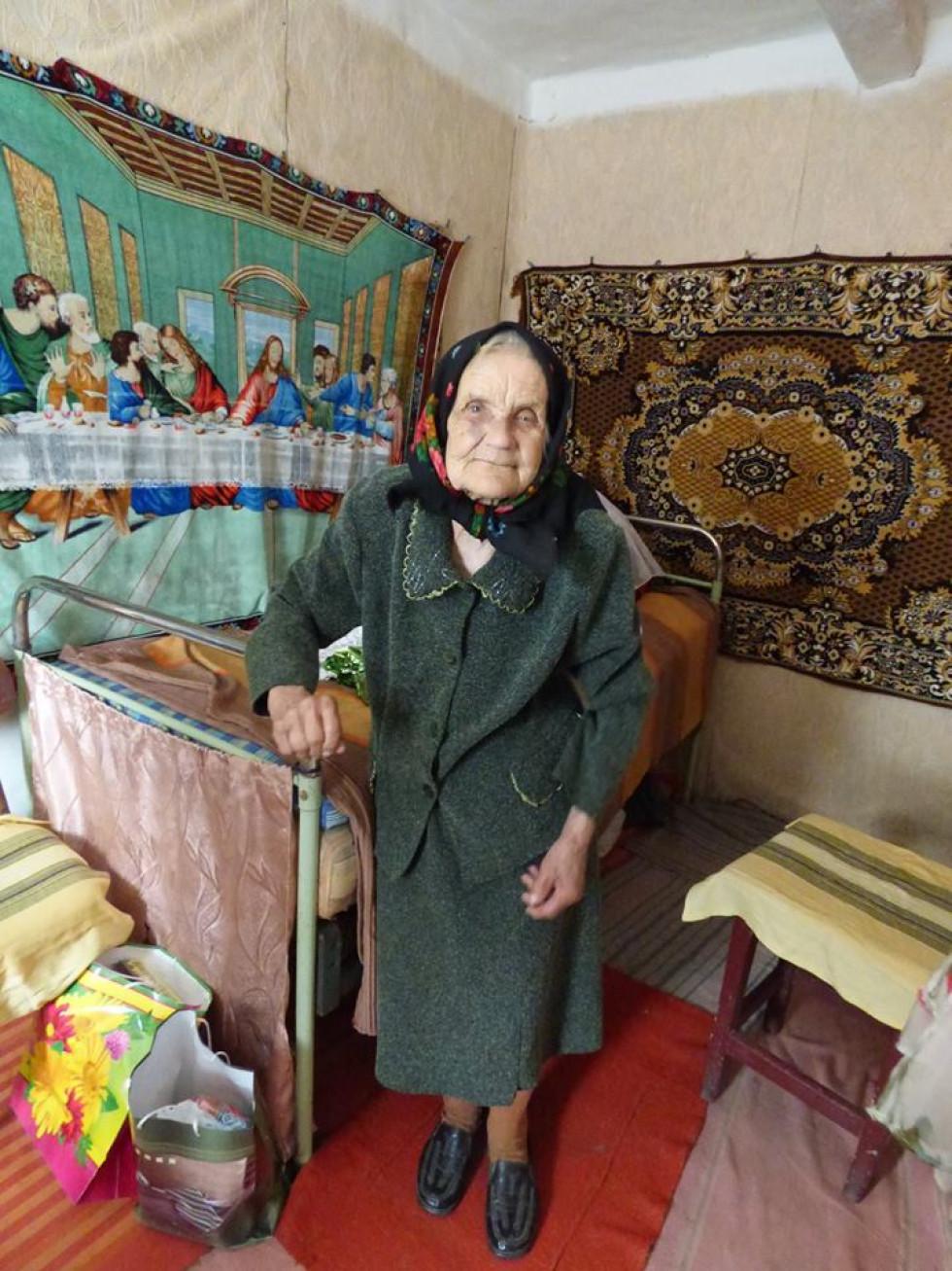Зінчук Хіонія Авксентіївна