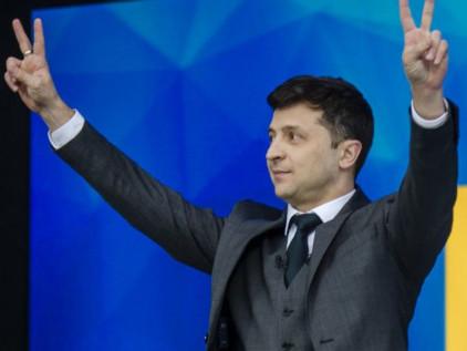 Зеленський переміг Порошенка на виборах президента – екзит-пол
