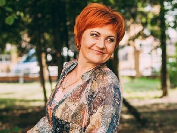Людмила Шлапай