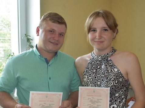 Віталій та Світлана