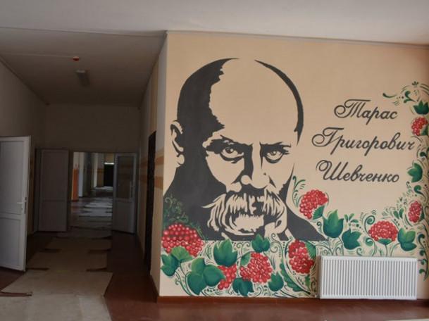 Школа в Любохинах