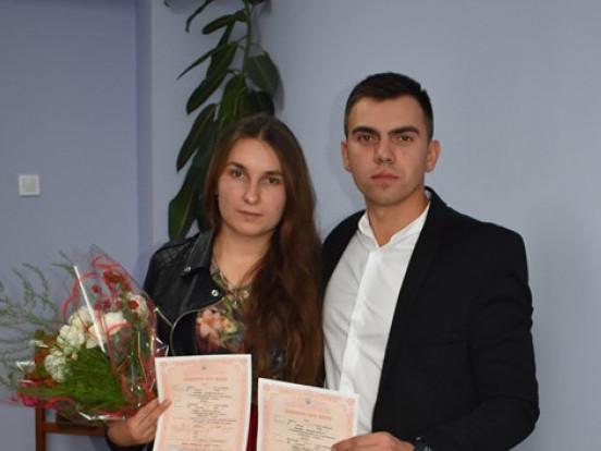 Людмила та Павло