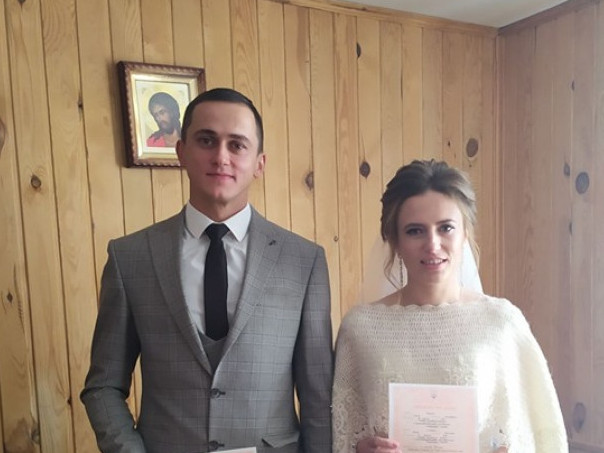 Сергій та Марія