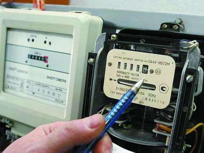Маневичанам збільшили термін передачі показників лічильника електроенергії