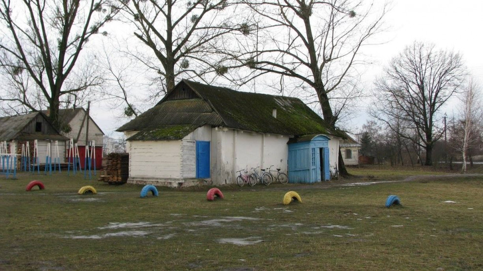 Приміщення старої школи