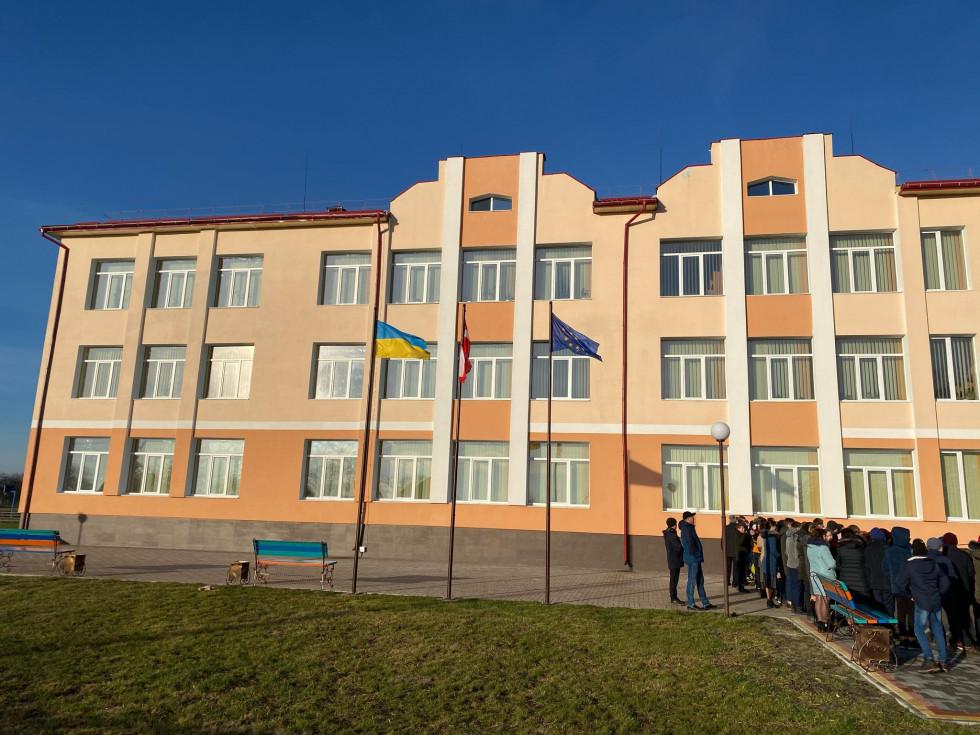 Відкриття нової школи