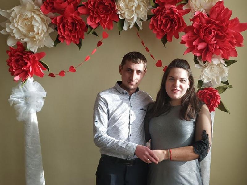 Сергій та Аліна