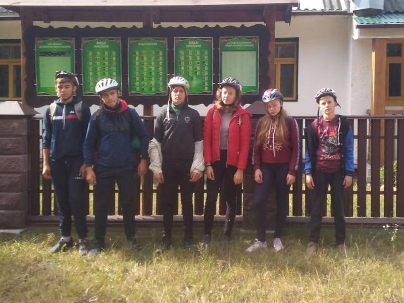 Старовижівські туристи