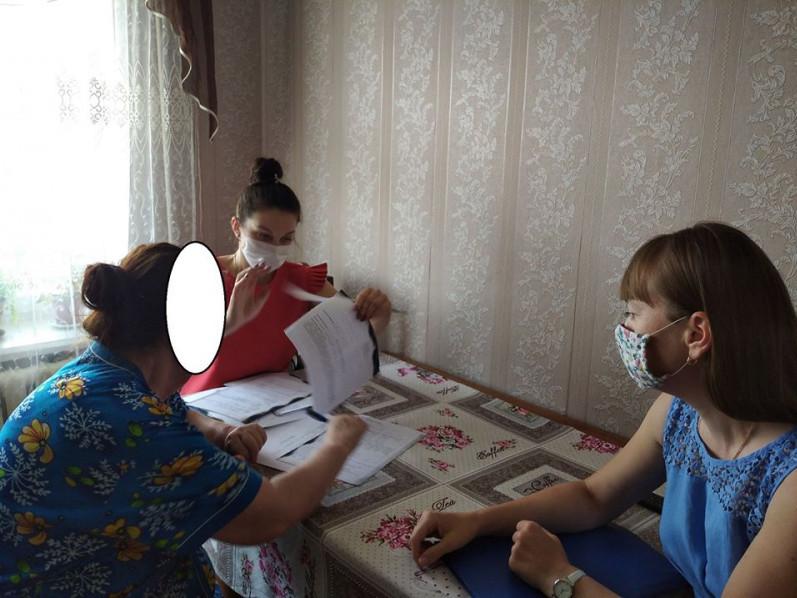 На Старовижівщині перевірили кілька сімей