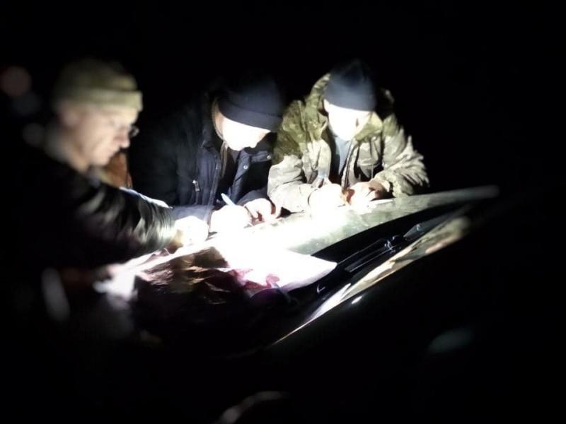 На озері Синове посеред ночі впіймали рибних браконьєрів