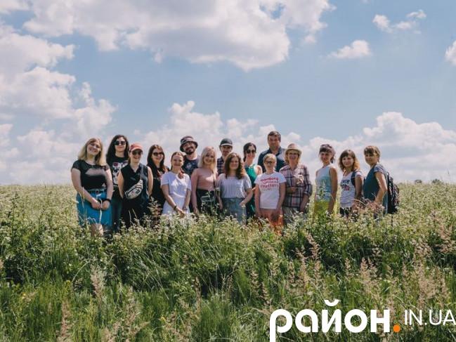 Учасники проєкту Волинська Експедиція у Берестечку