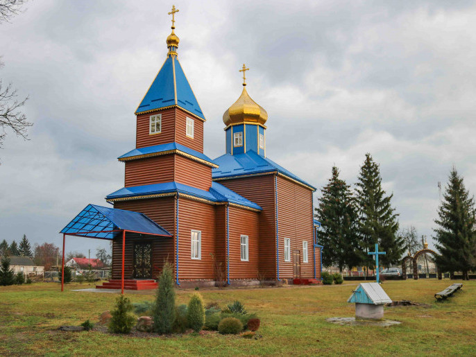 Храм у Буцині