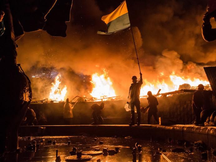З цього дня розпочався найтрагічніший етап української Революції Гідності.