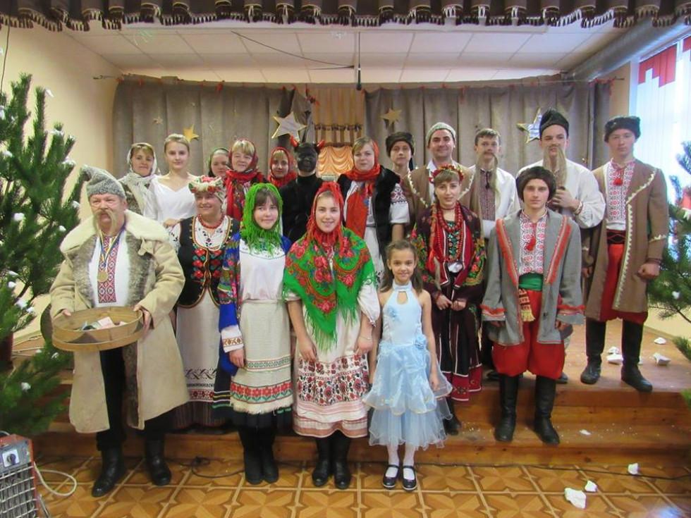Актори аматорського театру