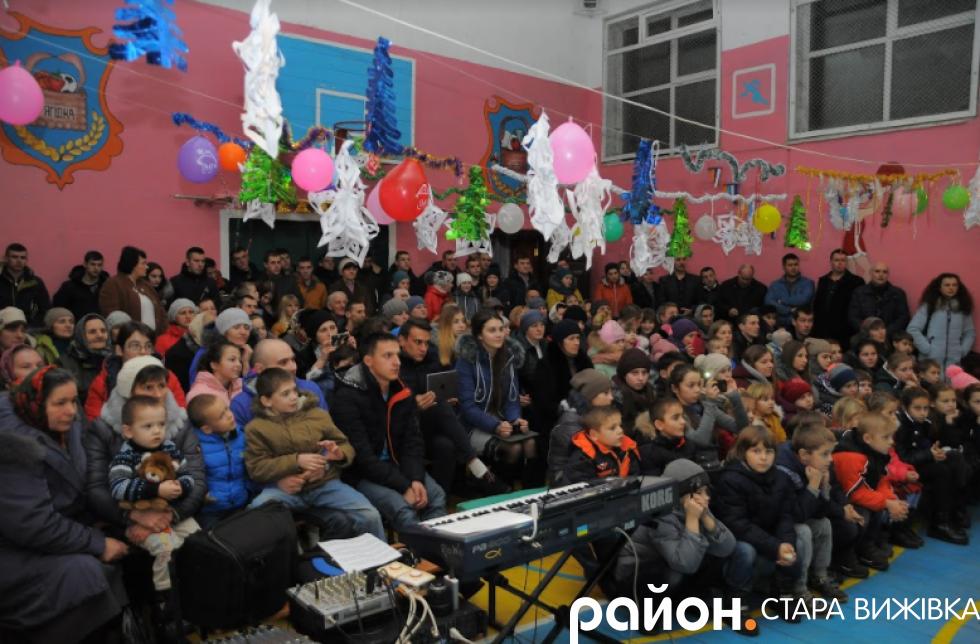 Глядачів зібрався повен зал
