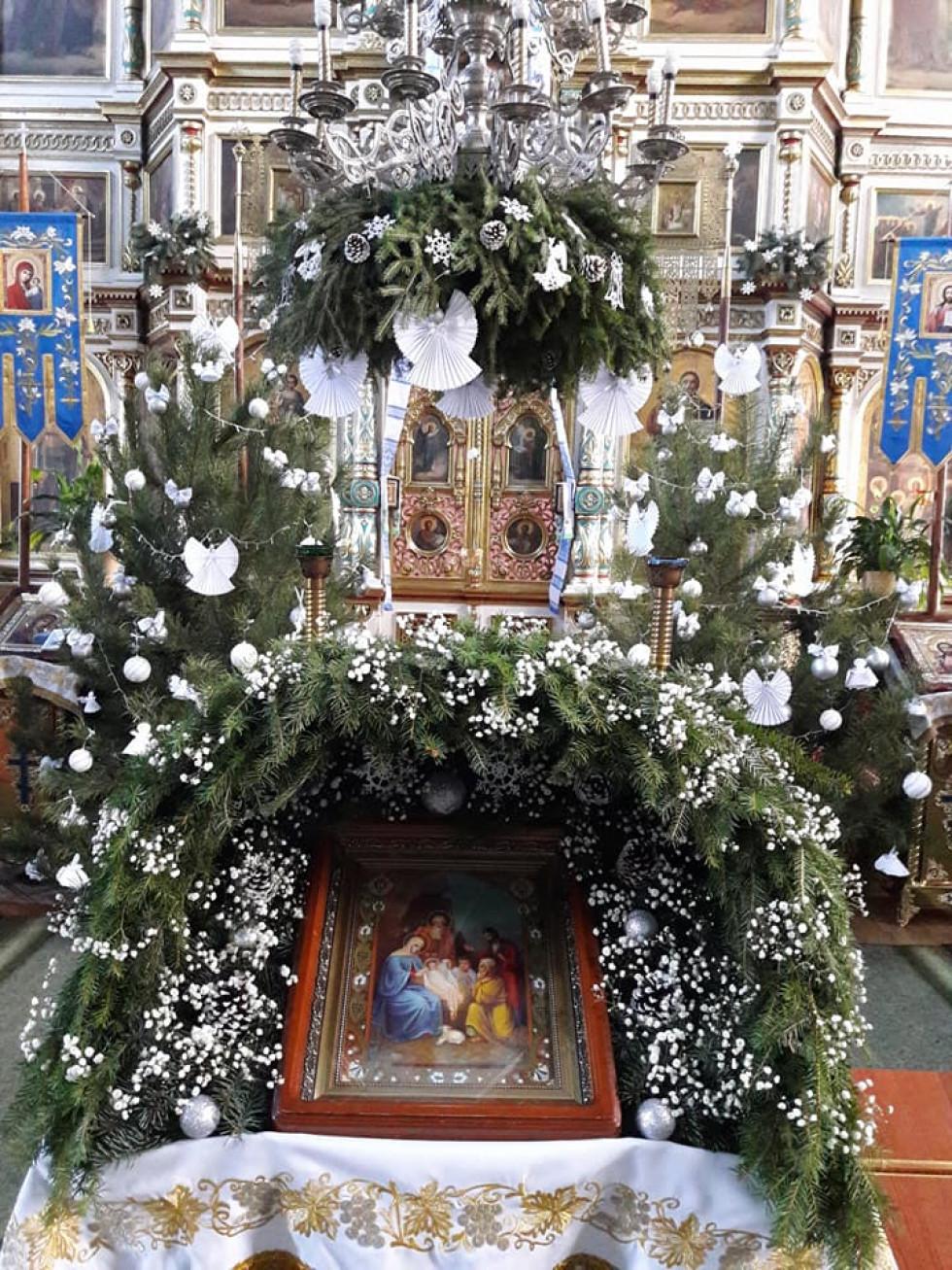 Святковий храм
