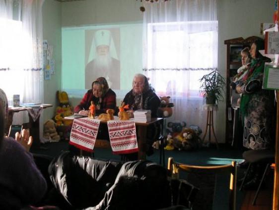 Олена Чабан та Надія Міндер