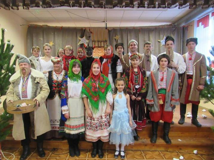 Актори смідинського театру
