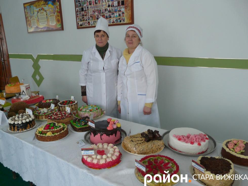 Виставка тортів