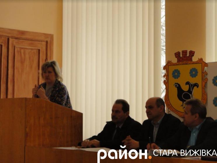 Вікторія Яриніч розповідає про новинки в сфері юстиції