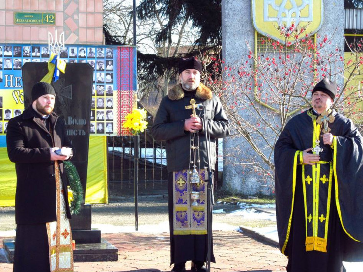 Старовижівські священики