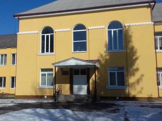 Відремонтована школа