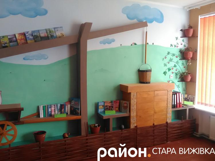 Ремонт у кабінеті української мови та літератури