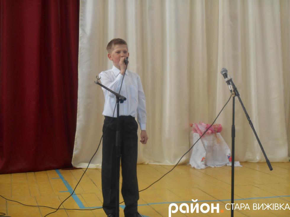 Пісня у виконанні Андрія Максимука