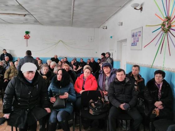 Громадське слухання в Буцині