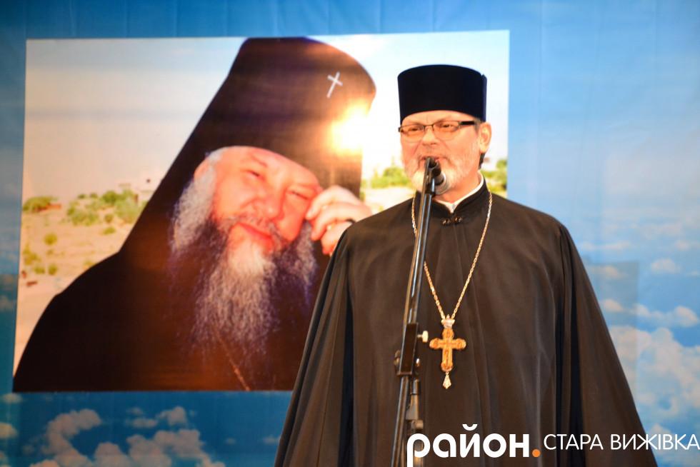 Стефан Михалюк  розповідає, як обрав шлях священика