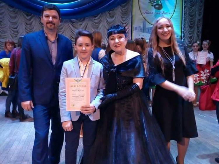 Ярослав Карпук переміг на фестивалі «Пісня над Бугом»