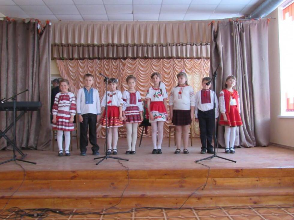 Звітує музична школи Смідина