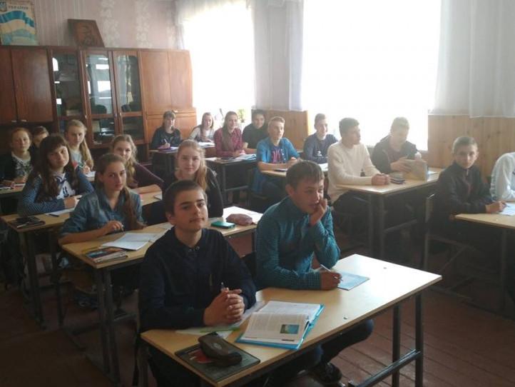 Учні 9 класу