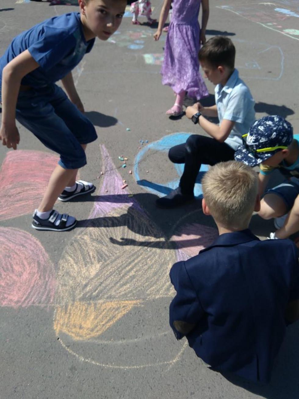 Конкурс дитячого малюнка