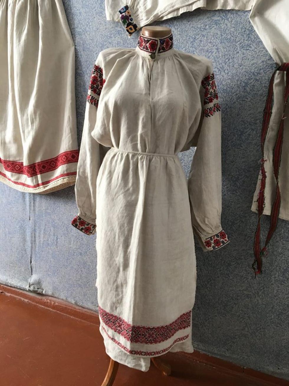 Традиційна вишивка