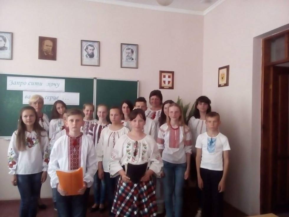 Учні 7 класу