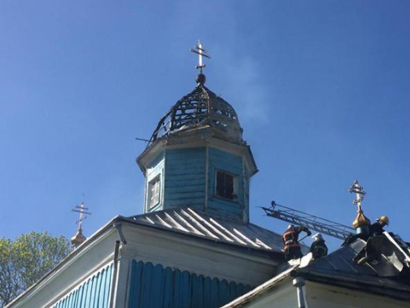 Церква у Буцині