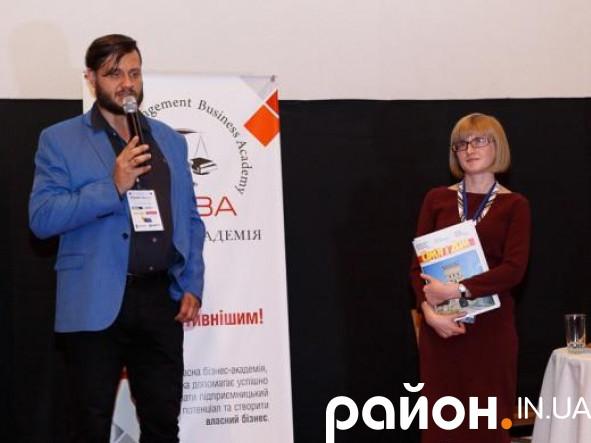 Виступ Дмитра Крапивенка наWest Media Forum 2017