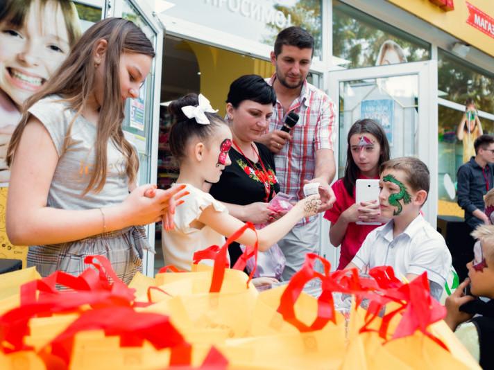 4 липня відбудеться відкриття першого магазину «Копійочка» у Старій Вижівці