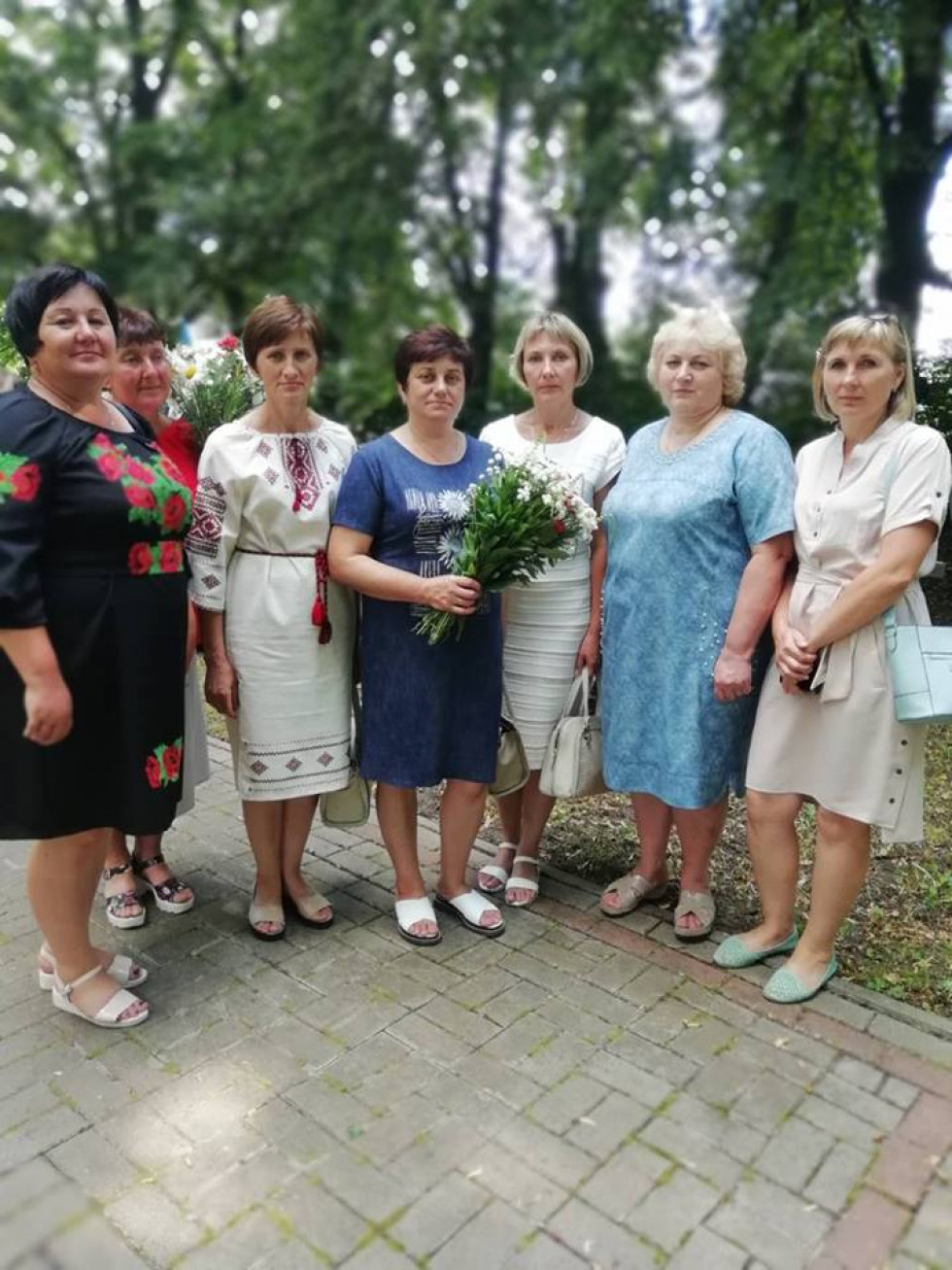 Старовижівська делегація