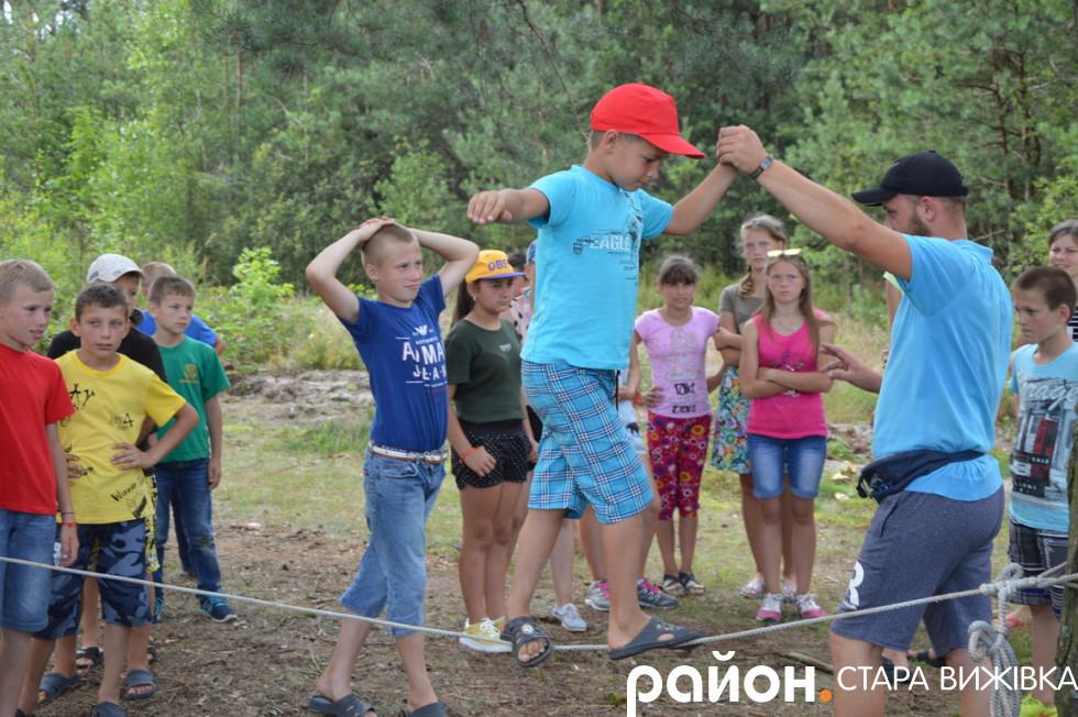Православний дитячий табір