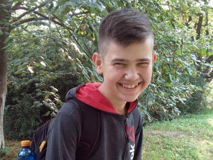 Усміхнений життєрадісний Богдан Кошинський потребує дороговартісного лікування